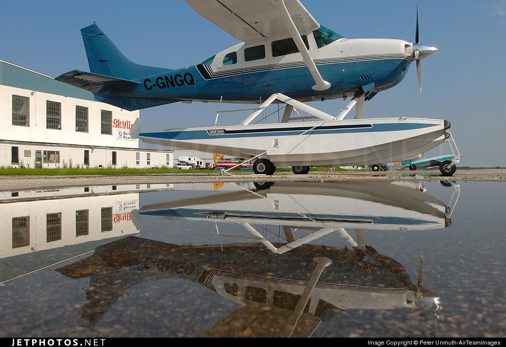C-GNGQ - Cessna U206F Stationair 6 - Private