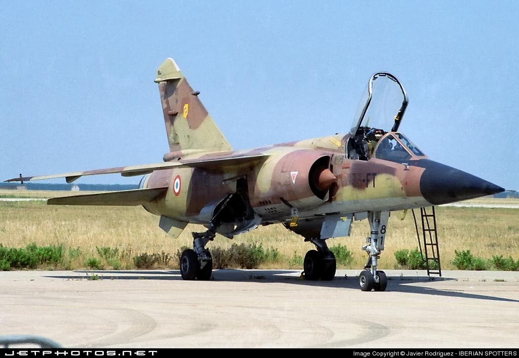 81 - Dassault Mirage F1CG - France - Air Force