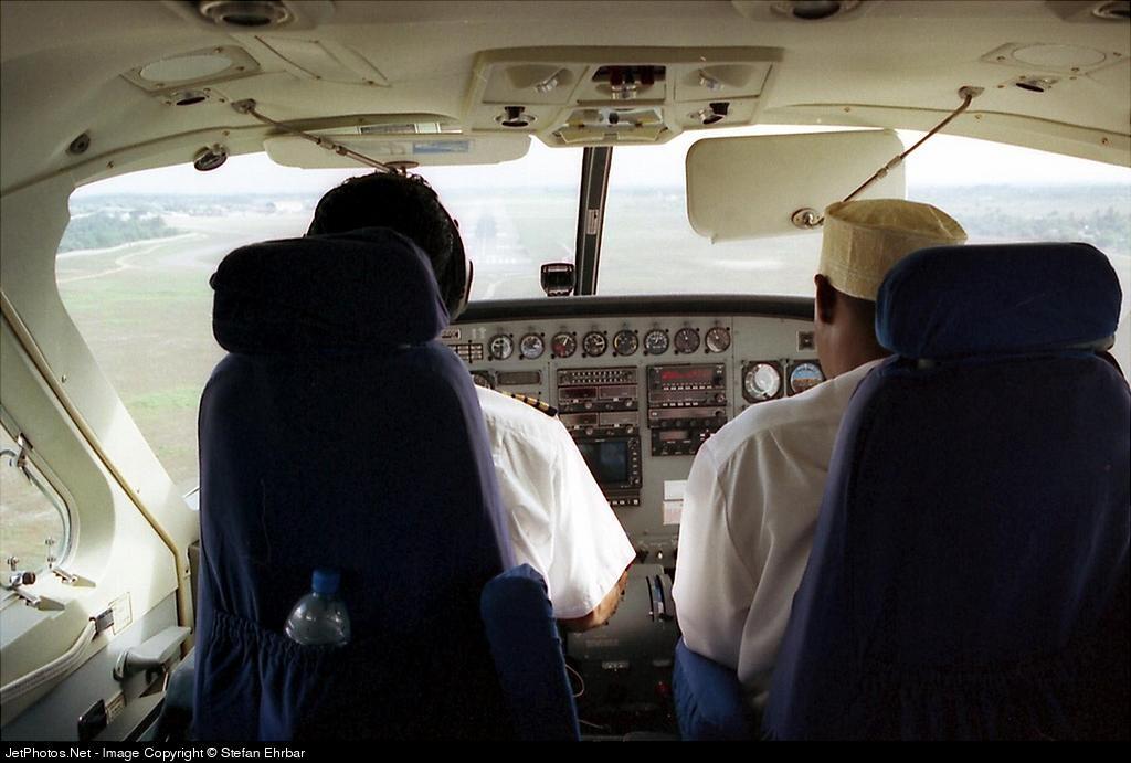 5H-MAD - Cessna 208B Grand Caravan - Coastal Aviation
