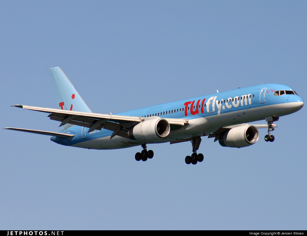 SE-DUO - Boeing 757-236 - TUIfly Nordic