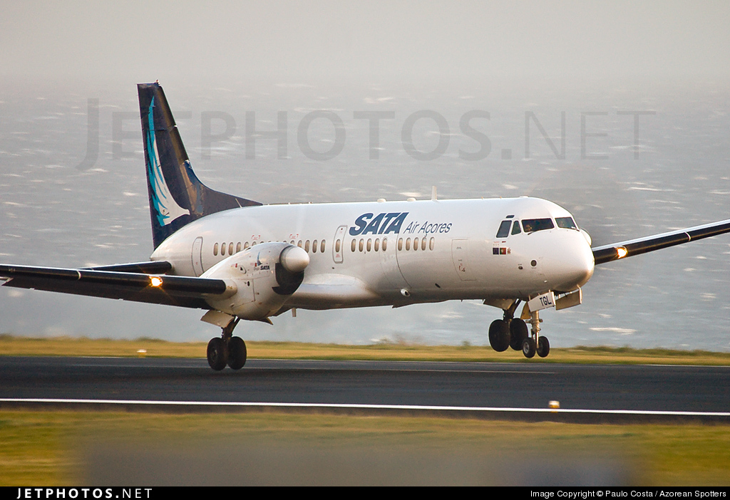 CS-TGL - British Aerospace ATP - SATA Air Açores