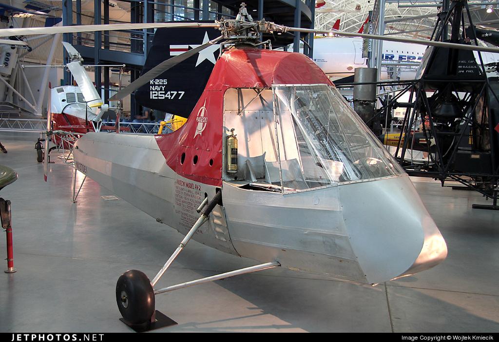 NX37061 - Piasecki PV-2 - Private
