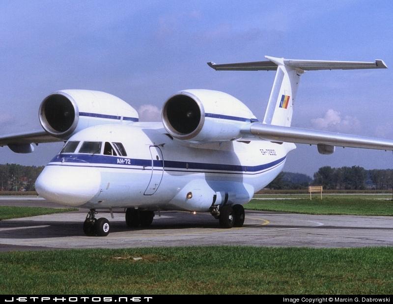 ER-72932 - Antonov An-72 - Moldova - Air Force