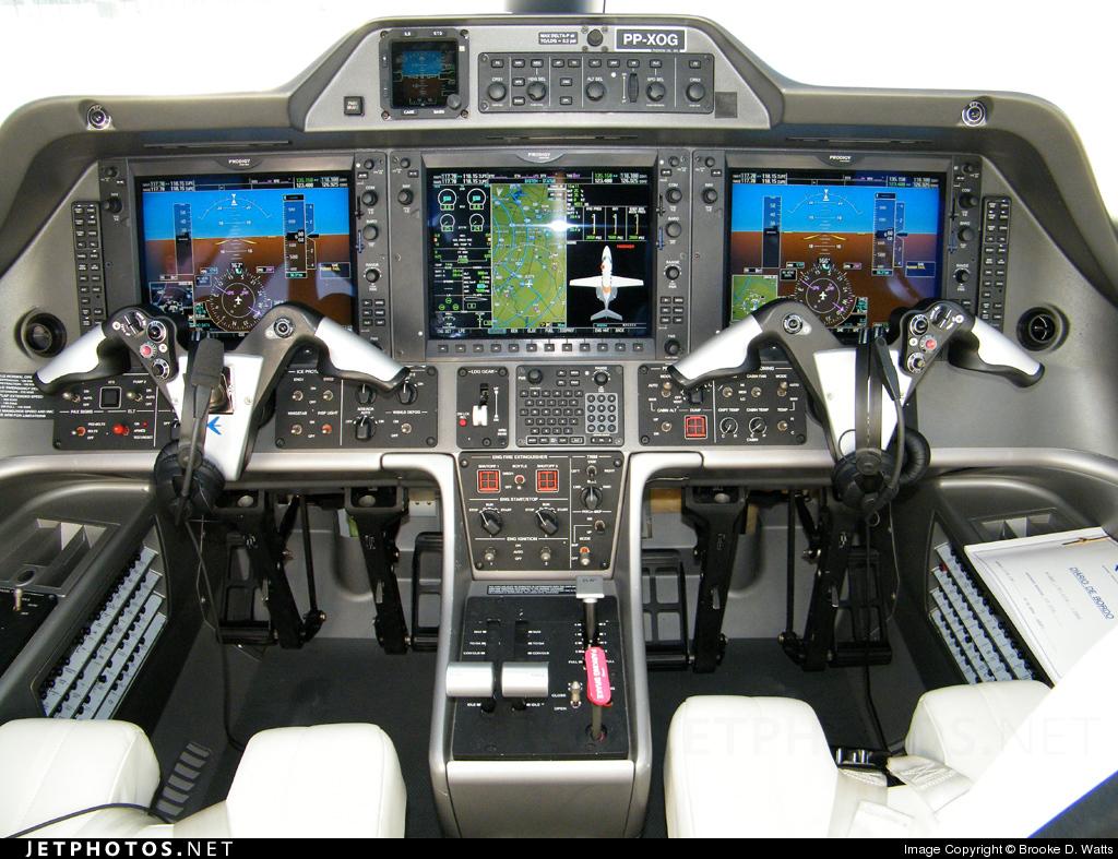 PP-XOG - Embraer 500 Phenom 100 - Embraer