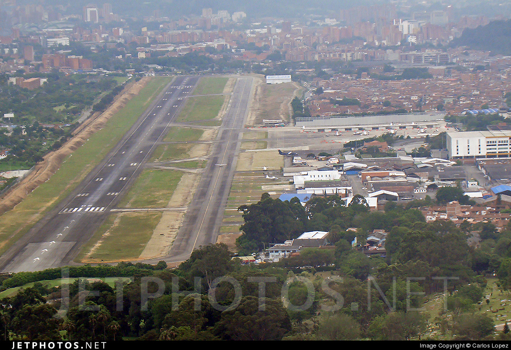 SKMD - Airport - Airport Overview