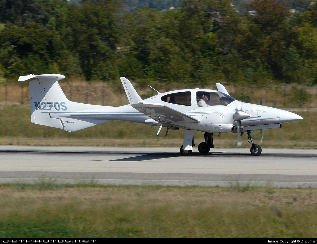 N270S - Diamond DA-42 Twin Star - Private