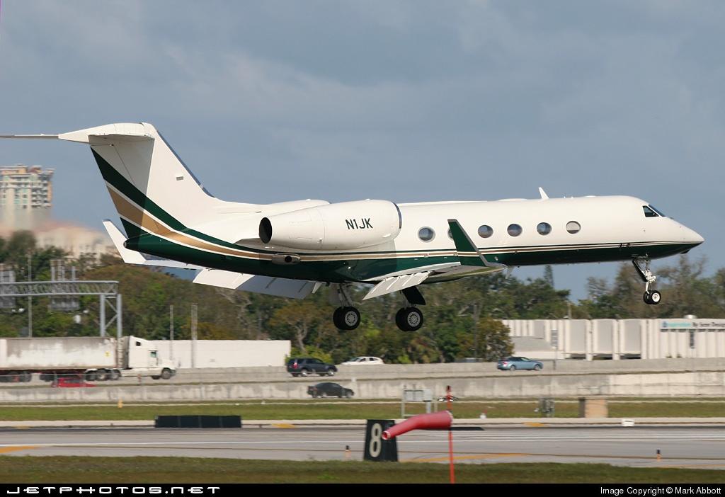 N1JK - Gulfstream G450 - Private