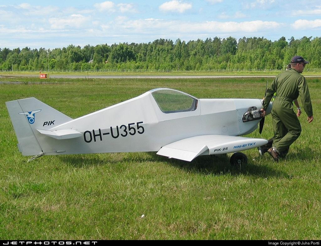 OH-U355 - PIK-26 Mini-Sytky - Private