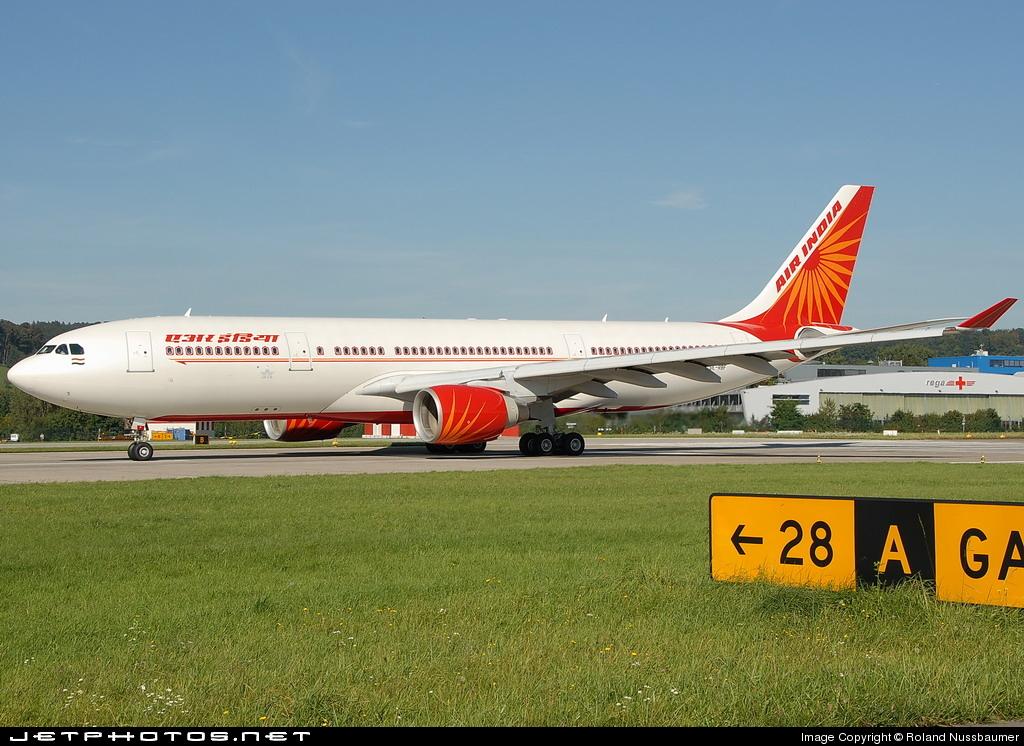 SE-RBF - Airbus A330-223 - Air India