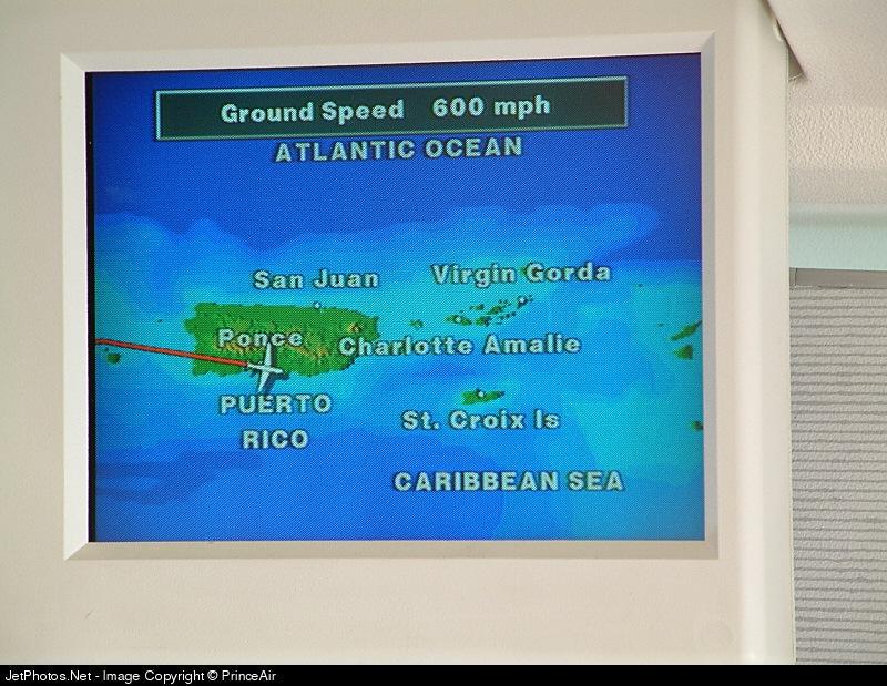 9Y-POS - Boeing 737-8Q8 - BWIA West Indies Airways