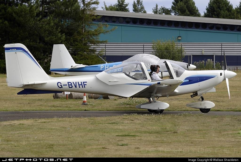 G-BVHF - Grob G115D - Tayside Aviation