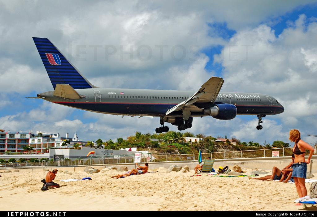 N511UA - Boeing 757-222 - United Airlines