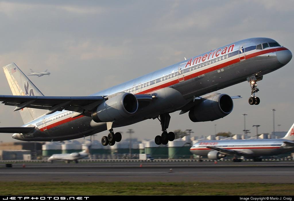 N612AA - Boeing 757-223 - American Airlines