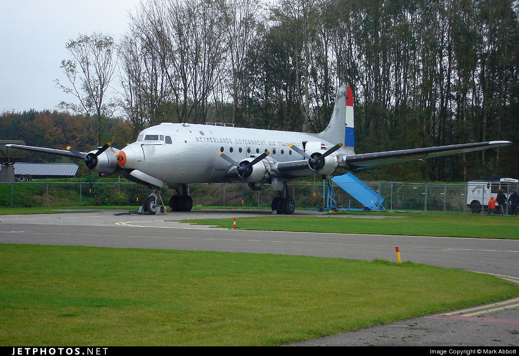 NL-316 - Douglas C-54A Skymaster - Netherlands Government Air Transport