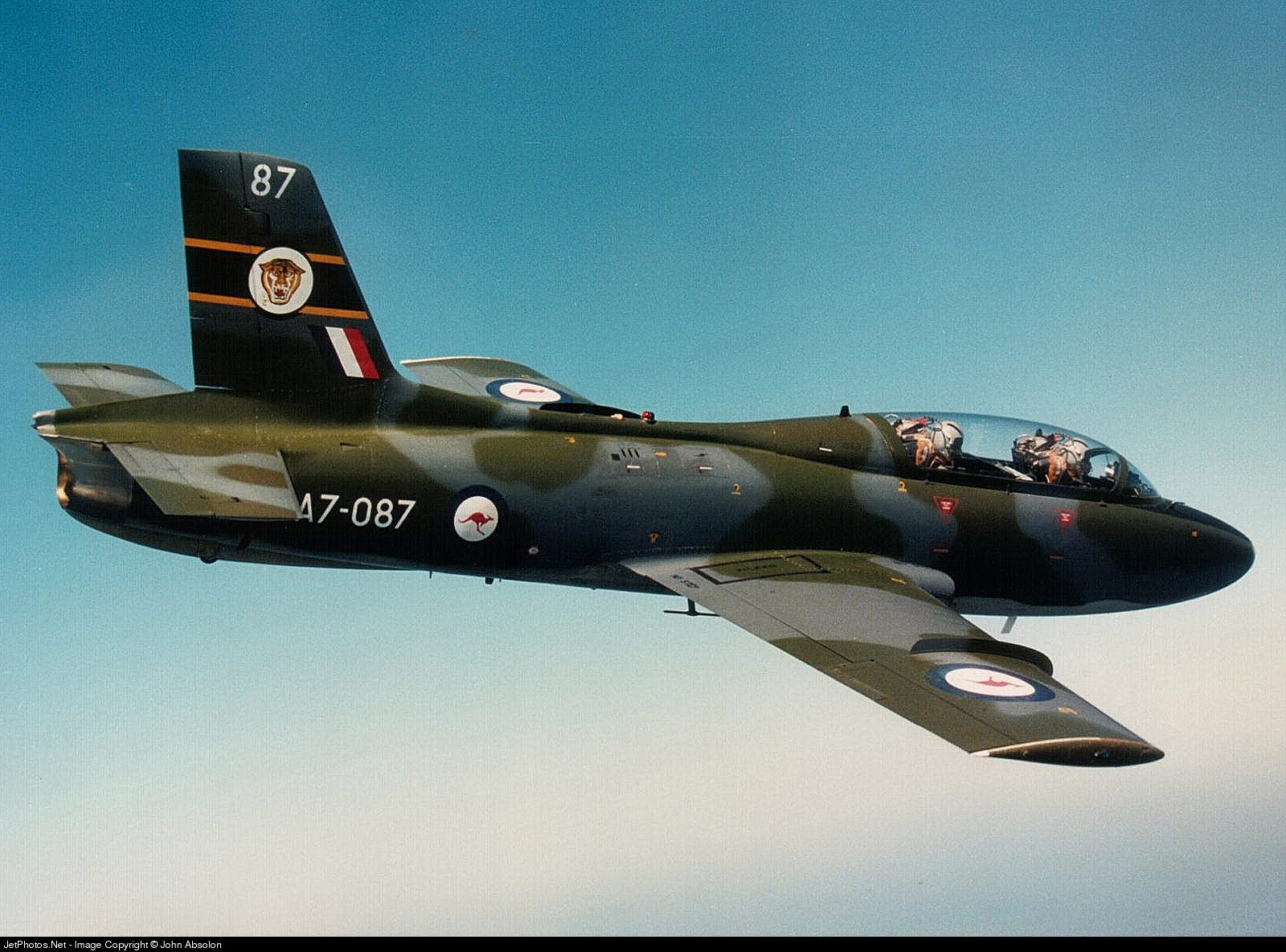 A7-087 - Aeromacchi MB-326H - Australia - Royal Australian Air Force (RAAF)