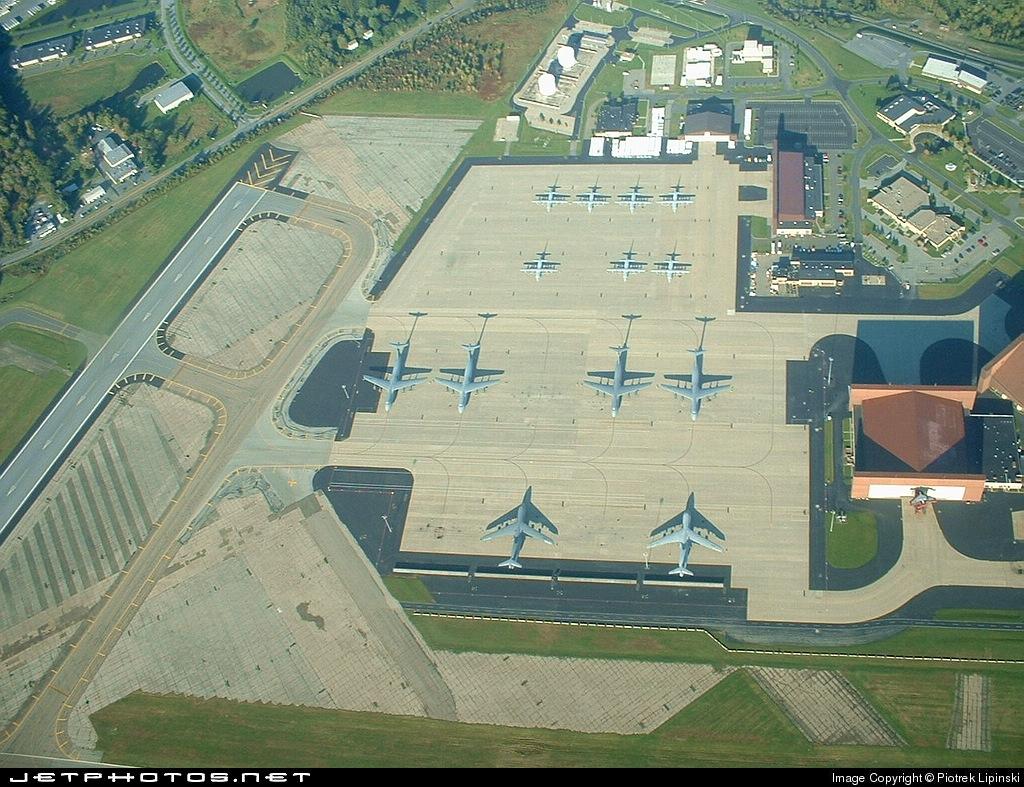 KSWF - Airport - Ramp
