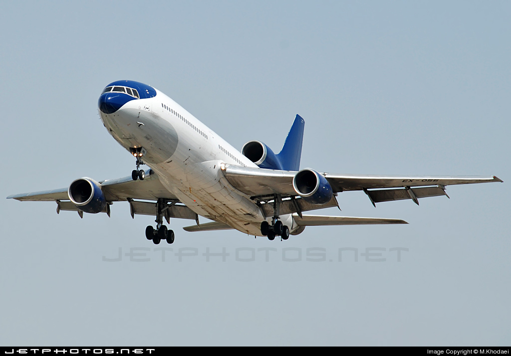 EX-056 - Lockheed L-1011-250 Tristar - Sky Gate International Aviation
