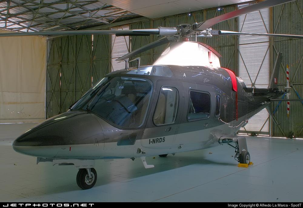 I-NRDS - Agusta A109 Power Elite - Private