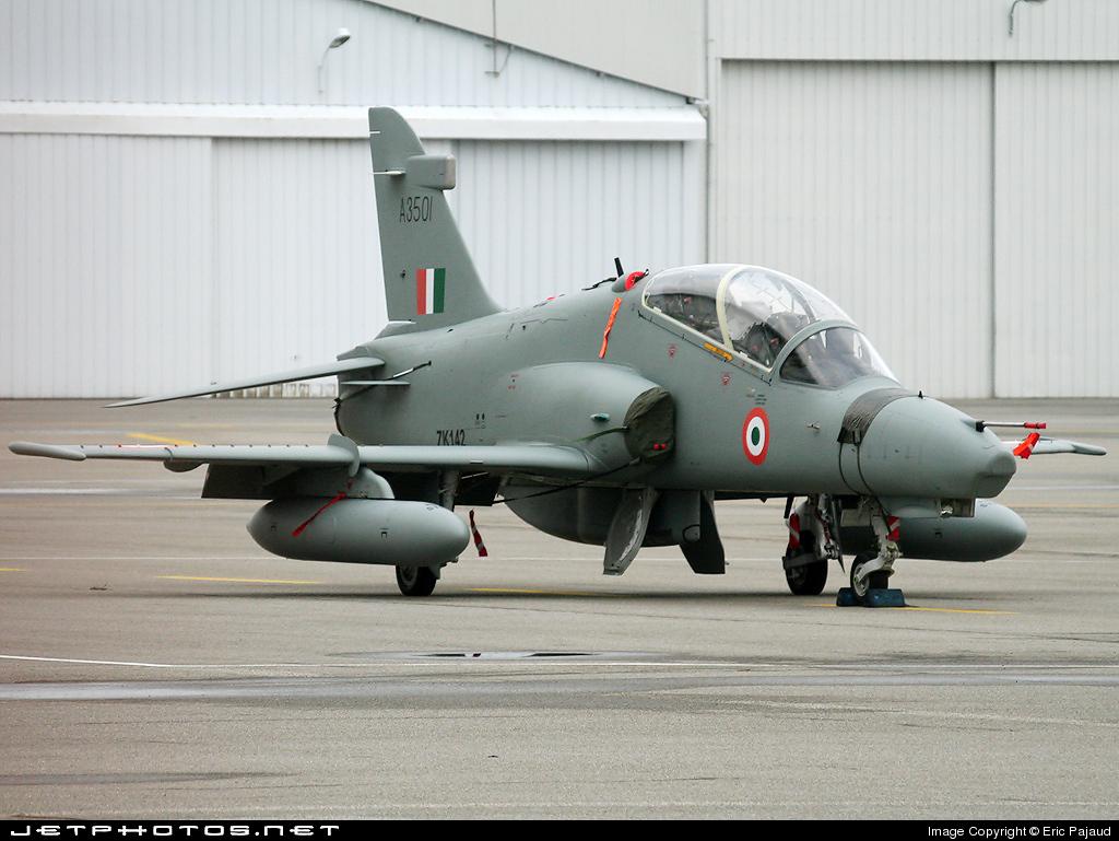 A3501 - British Aerospace Hawk Mk.132 - India - Air Force