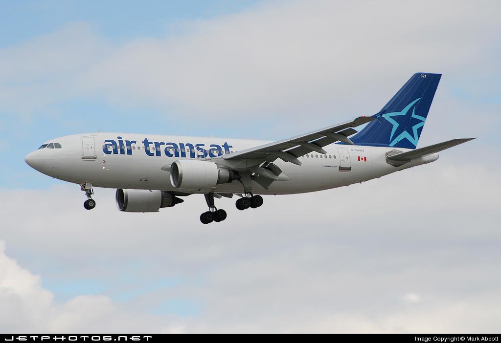 C-GVAT - Airbus A310-304 - Air Transat