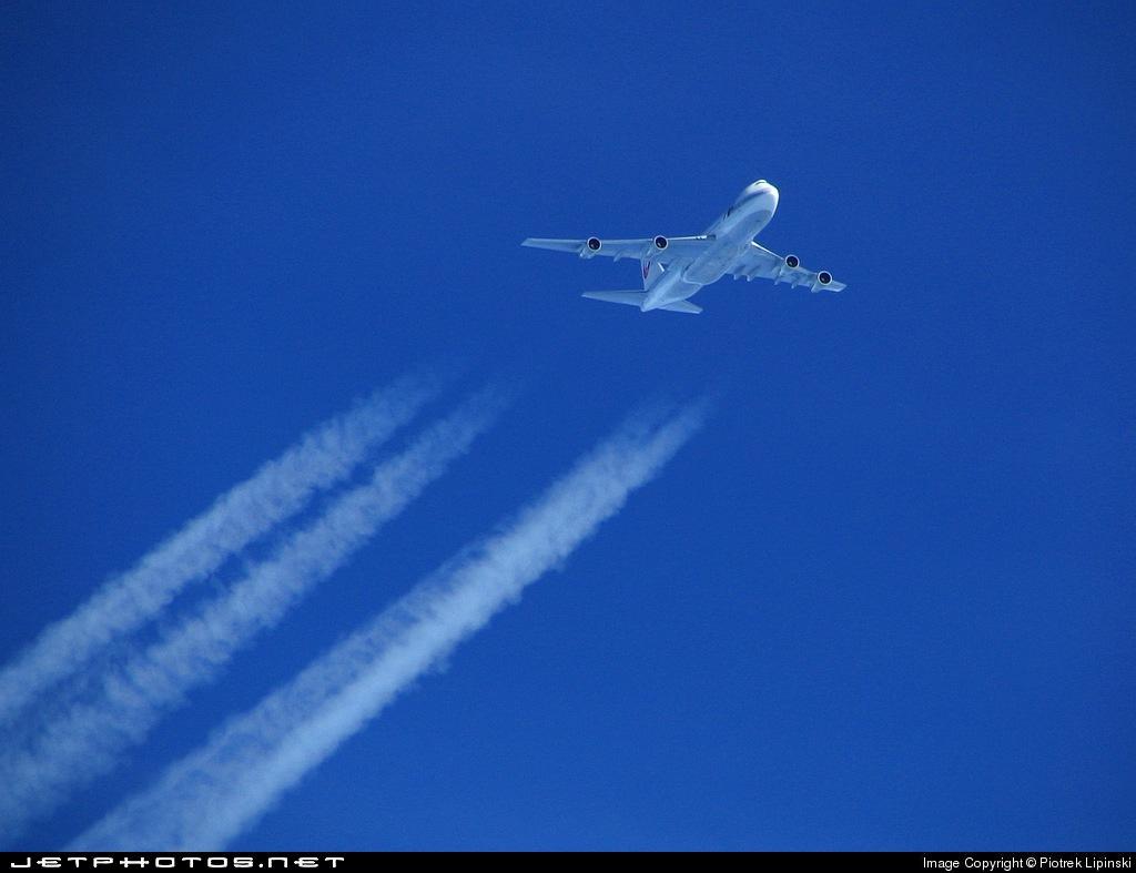 - Boeing 747-300 - JALways