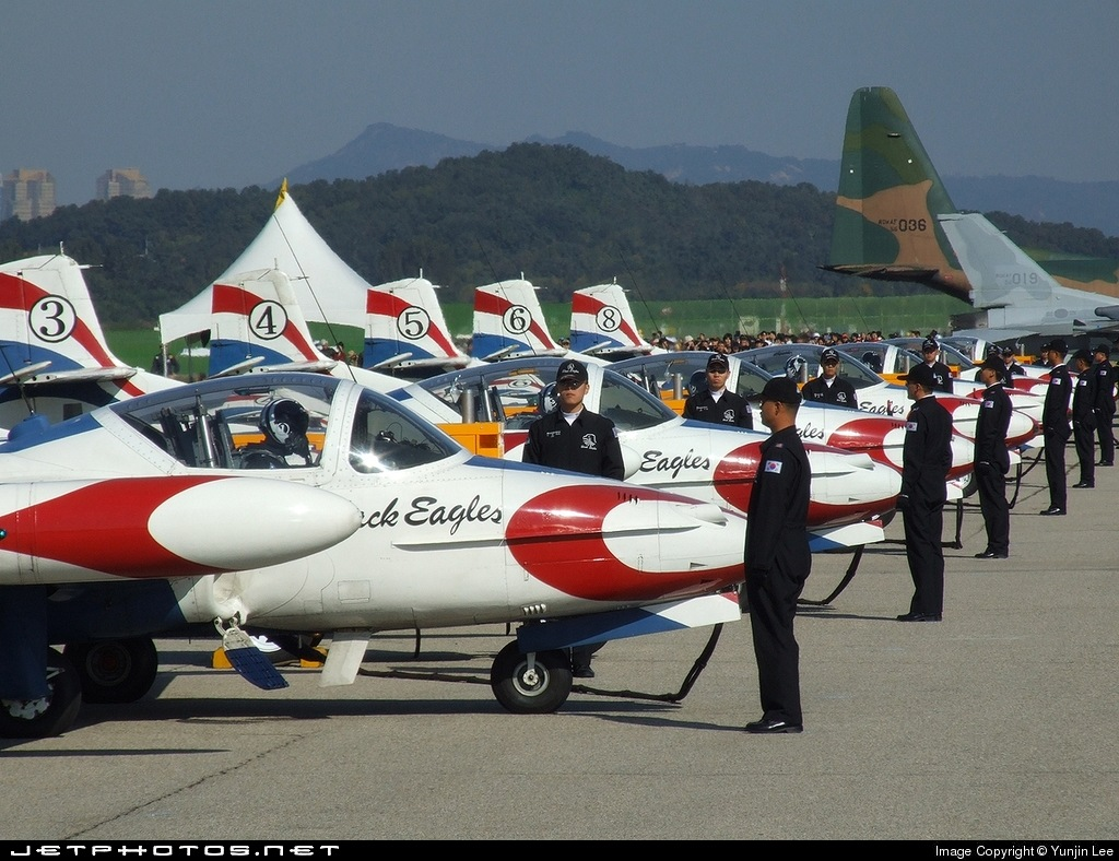 794 - Cessna A-37B Dragonfly - South Korea - Air Force