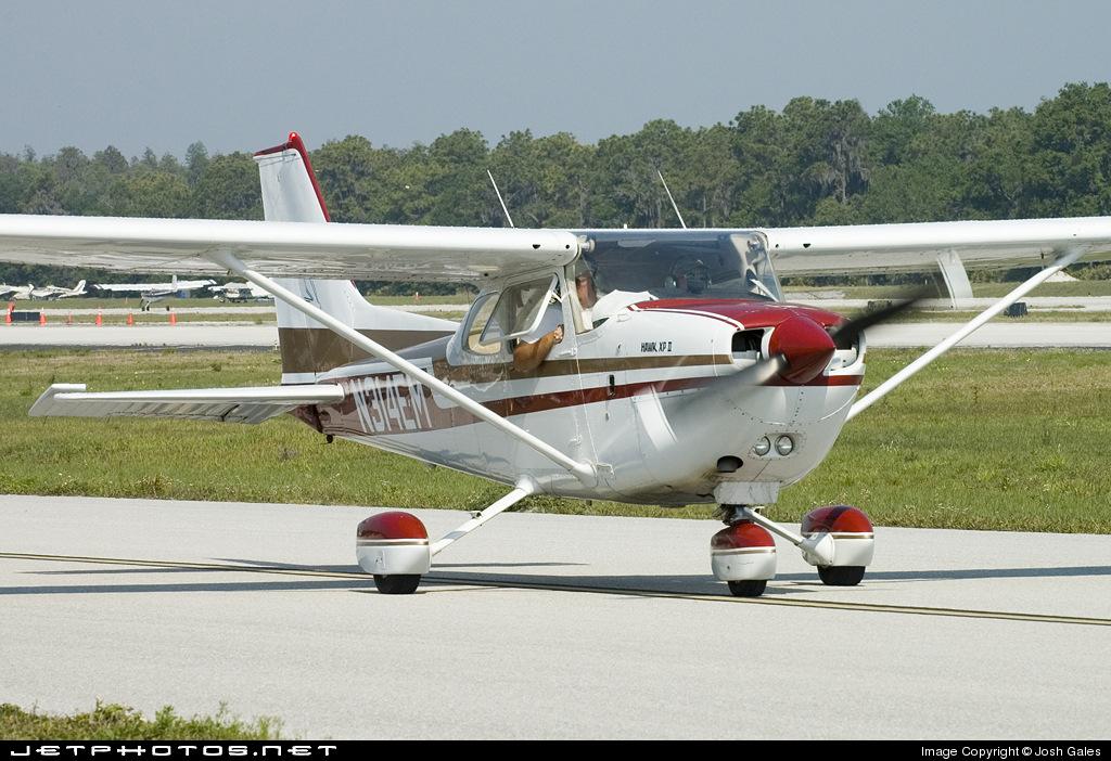 N314EM - Cessna R172K Hawk XP II - Private