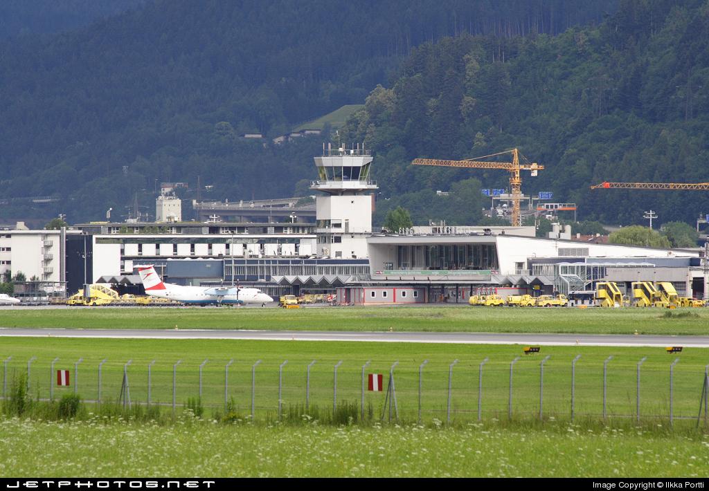 LOWI - Airport - Ramp