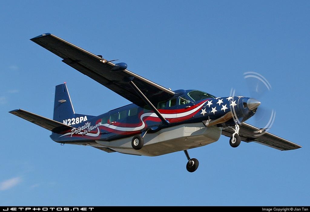 N228PA - Cessna 208B Grand Caravan - Priority Air Charter