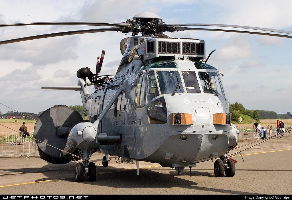 XV707 - Westland Sea King ASaC.7 - United Kingdom - Royal Navy