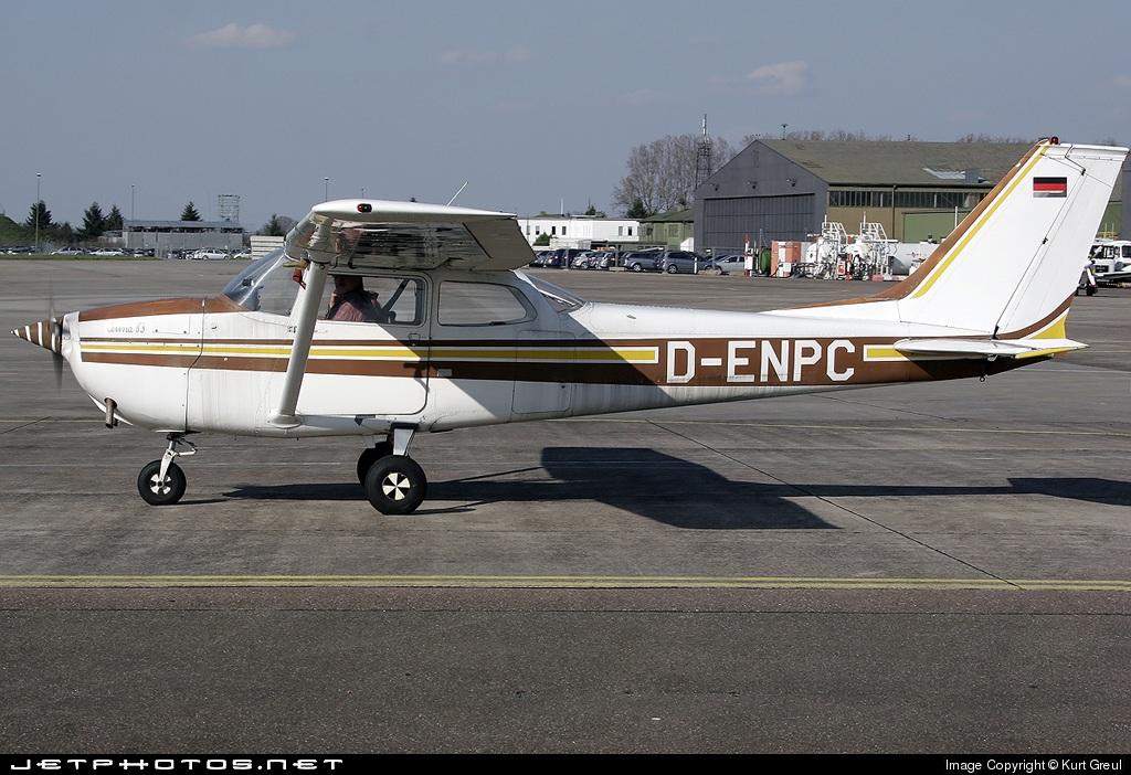 D-ENPC - Reims-Cessna F172H Skyhawk - Private