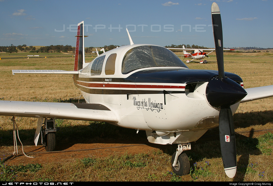 VH-SXQ - Mooney M20K-231 - Private
