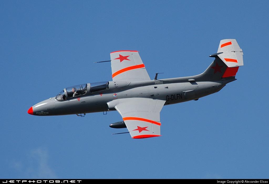 G-DLFN - Aero L29 - Private