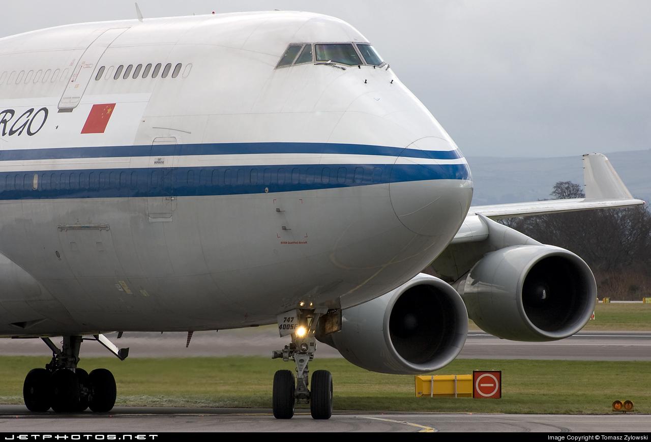 B-2477 -  Boeing 747-433(BDSF) - Air China Cargo
