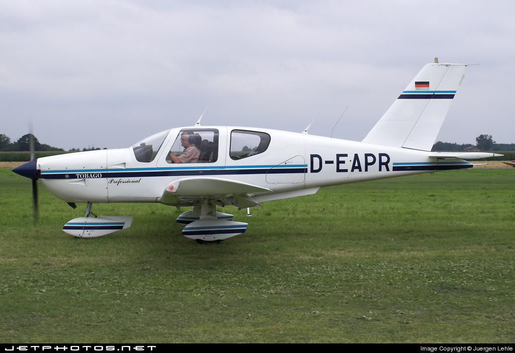 D-EAPR - Socata TB-10 Tobago - Private