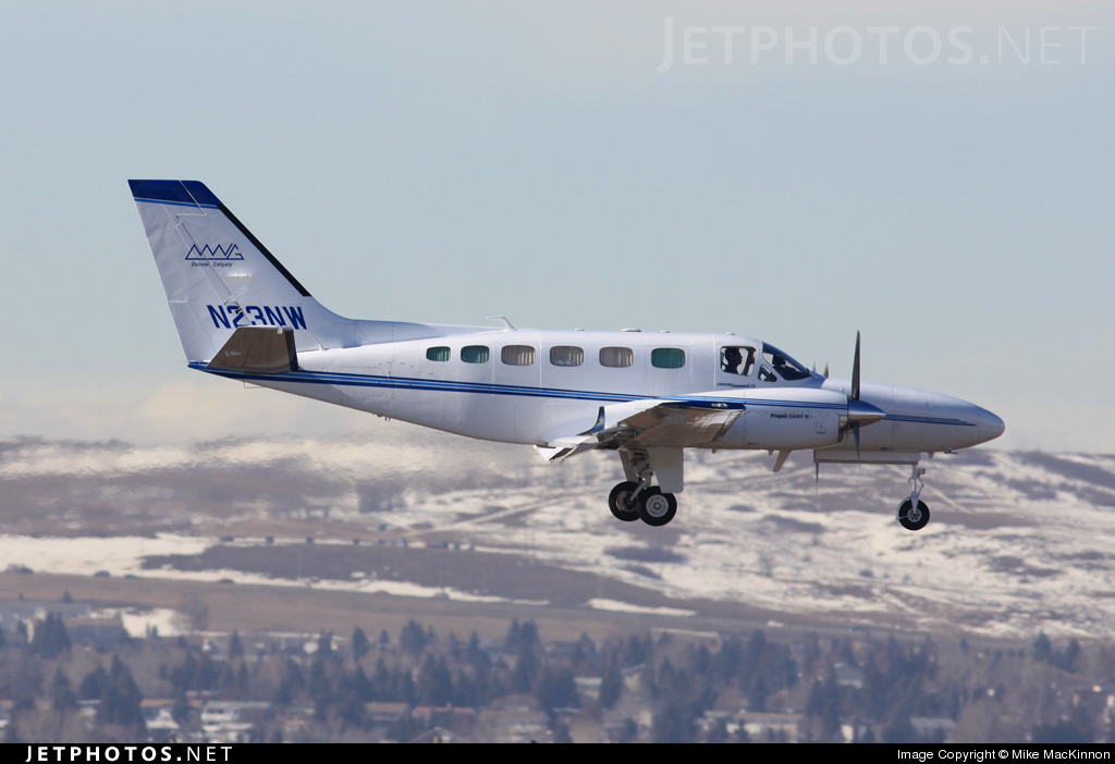 N23NW - Cessna 441 Conquest - Private