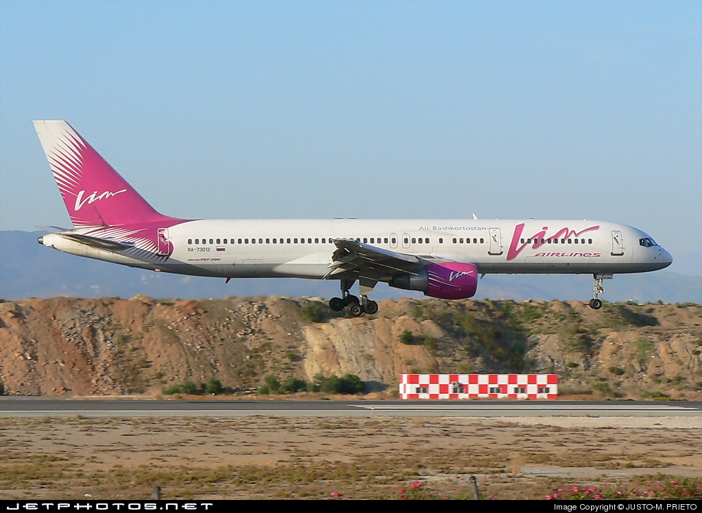 RA-73012 - Boeing 757-230 - Vim Airlines