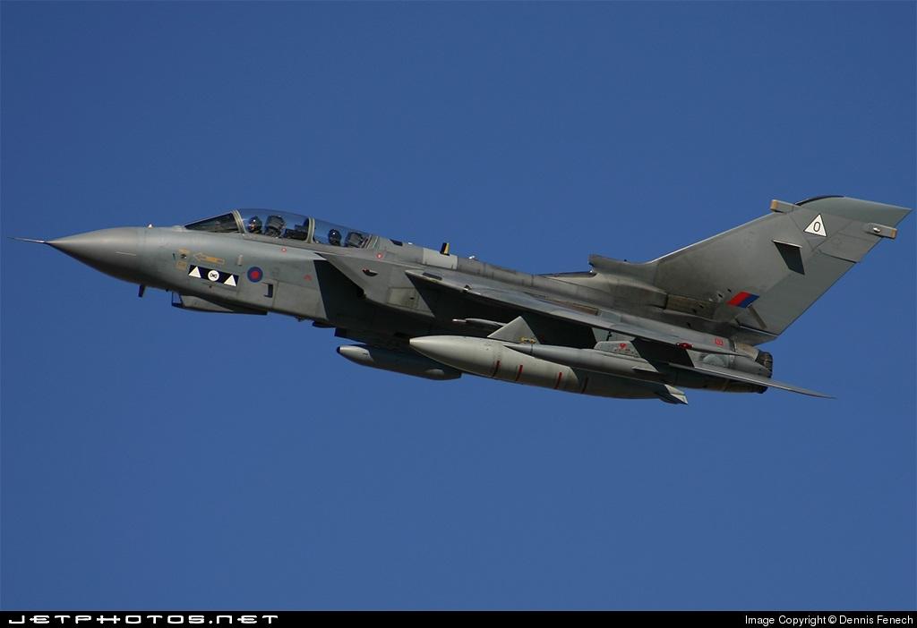 ZA601 - Panavia Tornado GR.4 - United Kingdom - Royal Air Force (RAF)