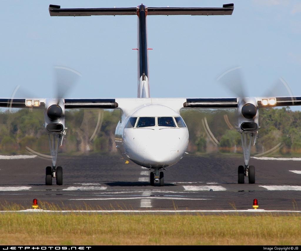 VH-SBW - Bombardier Dash 8-Q315 - QantasLink (Sunstate Airlines)