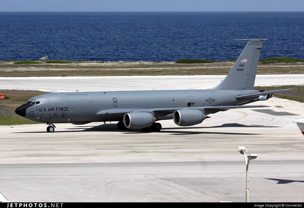 61-0288 - Boeing KC-135R Stratotanker - United States - US Air Force (USAF)