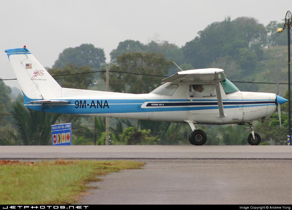 9M-ANA - Cessna 152 II - Elite Flying Club