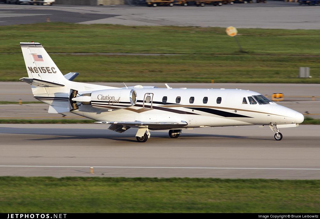 N615EC - Cessna 560XL Citation Excel - Private