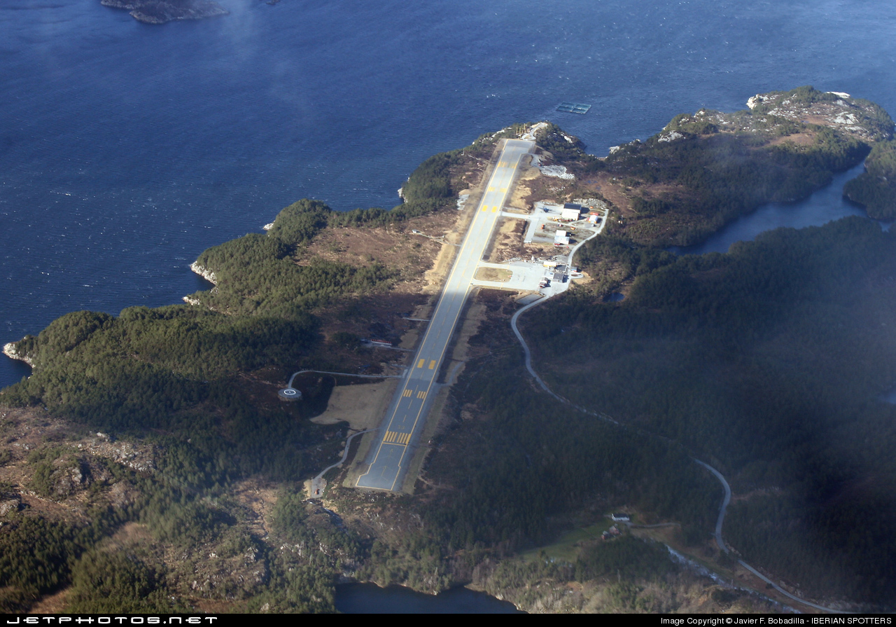 ENSO - Airport - Airport Overview