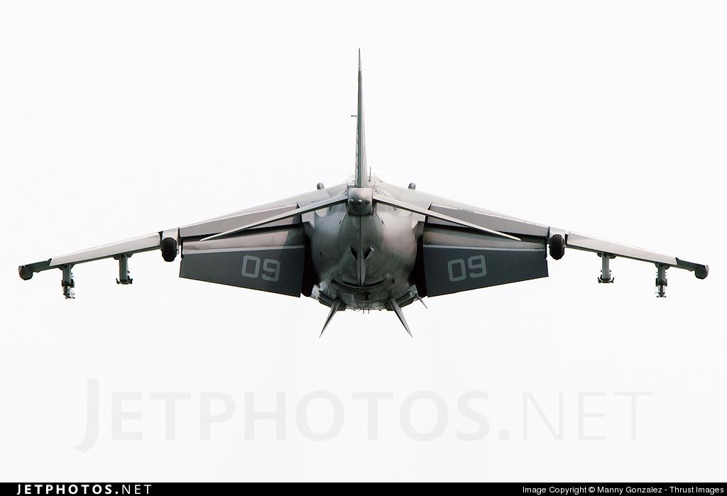 165310 - McDonnell Douglas AV-8B+ Harrier II - United States - US Marine Corps (USMC)