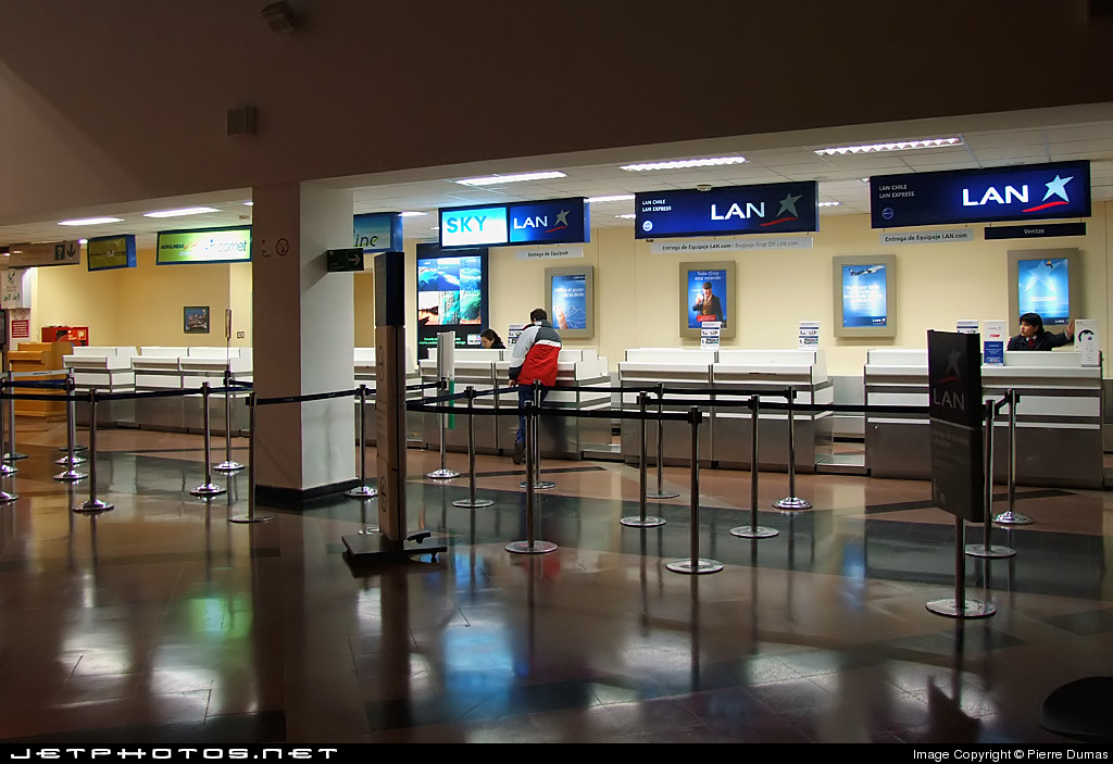 SCCF - Airport - Terminal