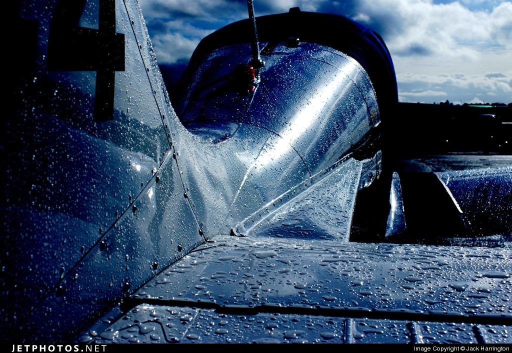 G-JWCM - Scottish Aviation Bulldog 120 - Private