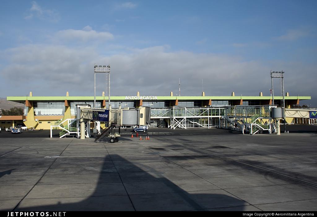 SCFA - Airport - Terminal