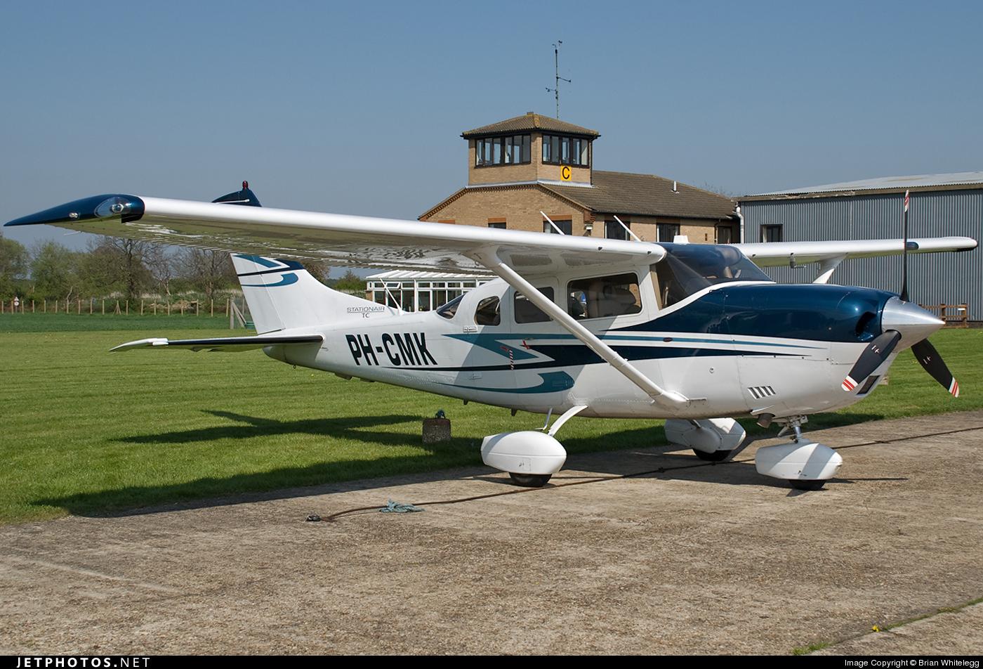 PH-CMK - Cessna T206H Turbo Stationair - Private