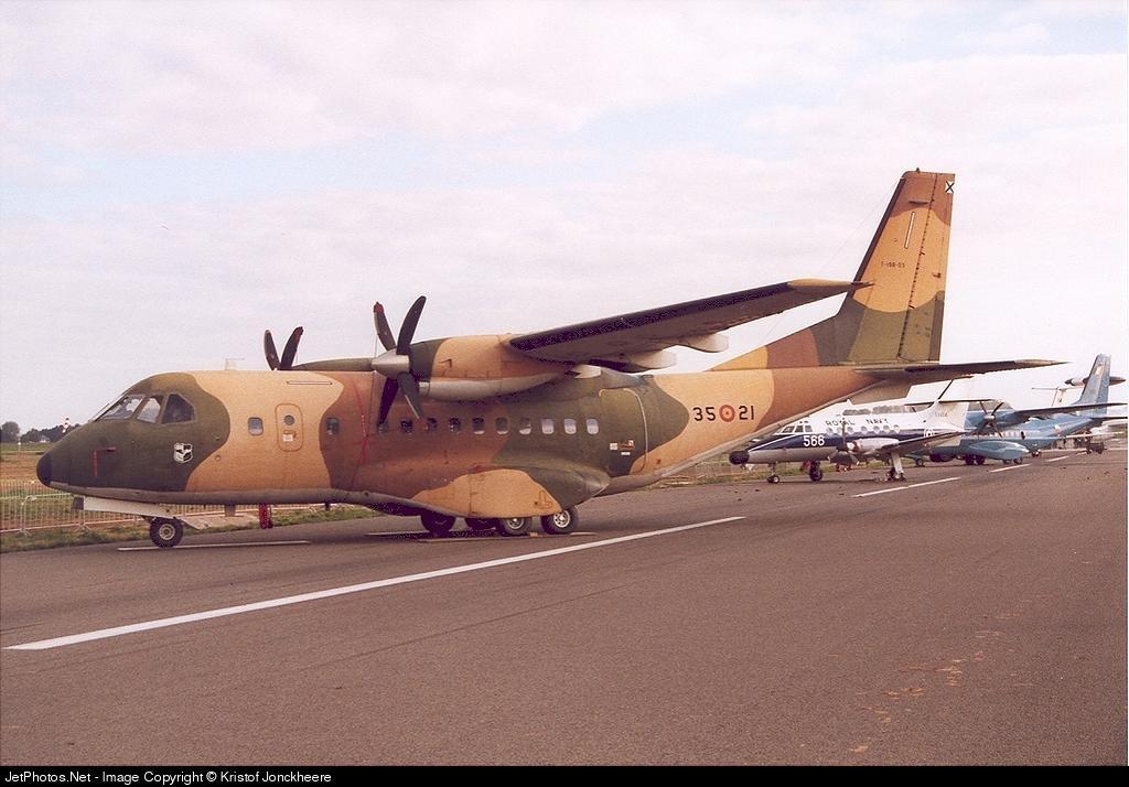 T.19B-03 - CASA CN-235M-100 - Spain - Air Force