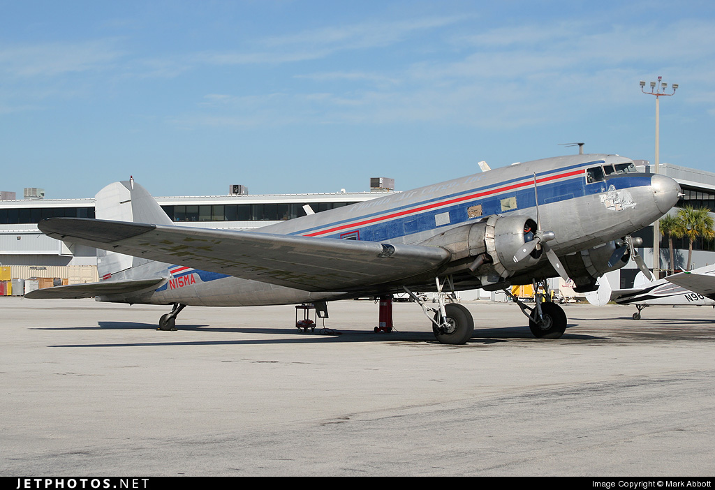 N15MA - Douglas DC-3 - Florida Air Transport